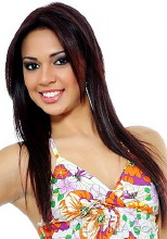 Josianeis a Brazilian beauty from Pompeu